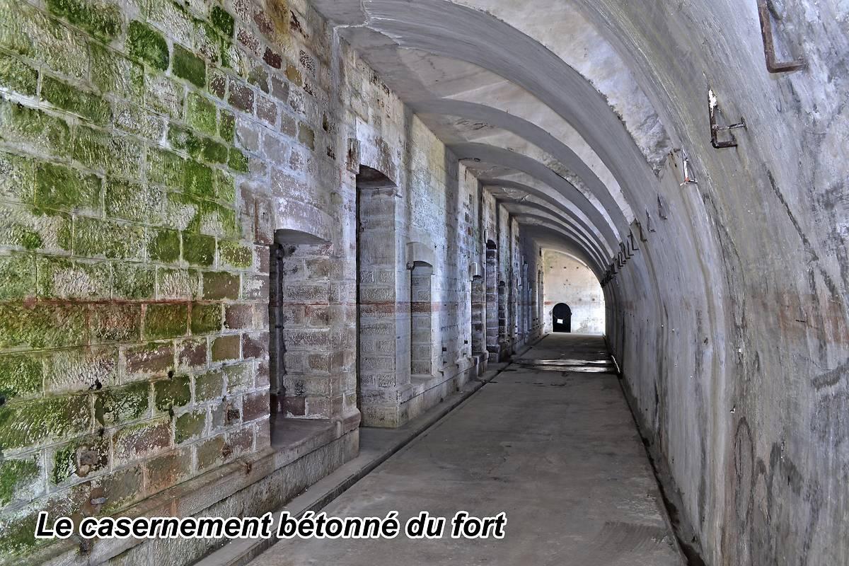 FORT DE LA GRANDE HAYE A GOLBEY
