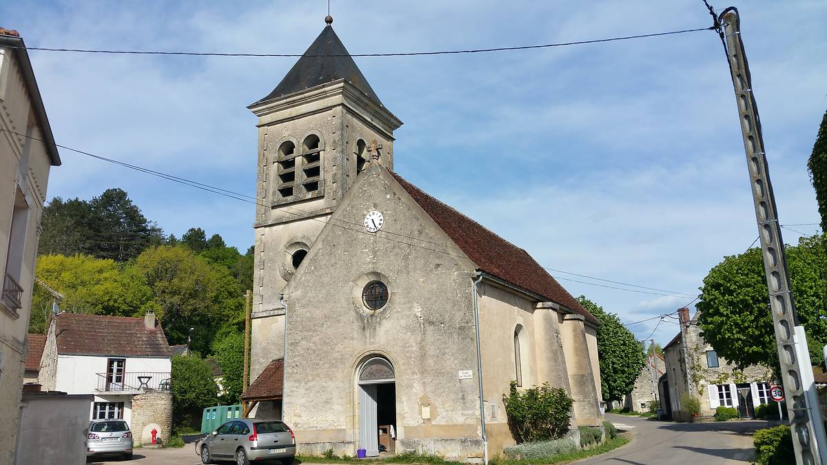 EGLISE ST BARTHELEMY D ESSERT (LUCY SUR CURE)