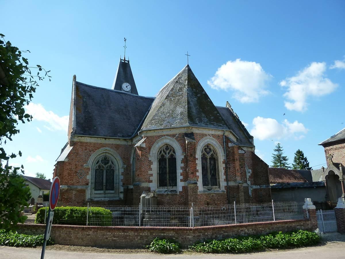 Eglise de Villers-Campsart
