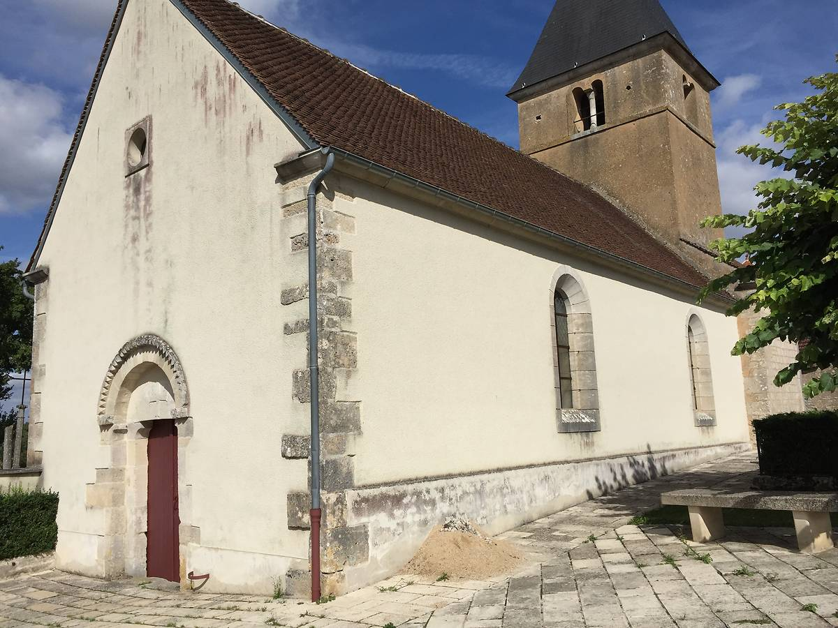 EGLISE A CENSY