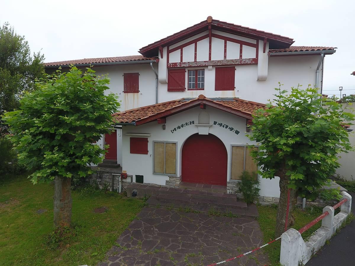 Ancien cinéma de Guéthary, Pyrénées-Atlantiques