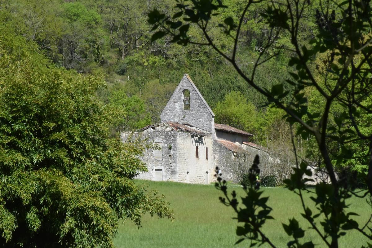 Eglise Saint-Pierre-Es-Liens de Collongues à Villeneuve-sur-Lot, Lot-et-Garonne