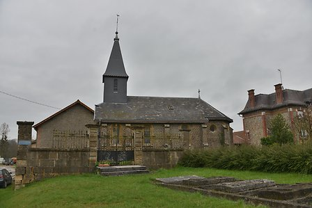 EGLISE DE BRIERES