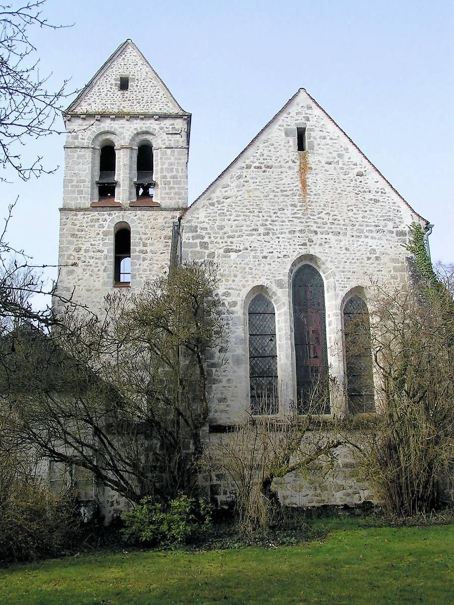 EGLISE SAINT-AUBIN DE GAUBERTIN