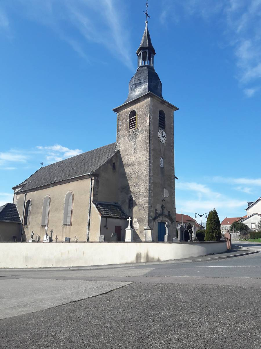 EGLISE SAINT REMY A BETTBORN