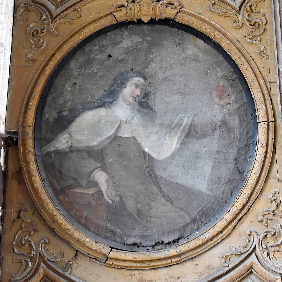 OBJETS D'ART DE L'EGLISE SAINT PIERRE DE JAUX