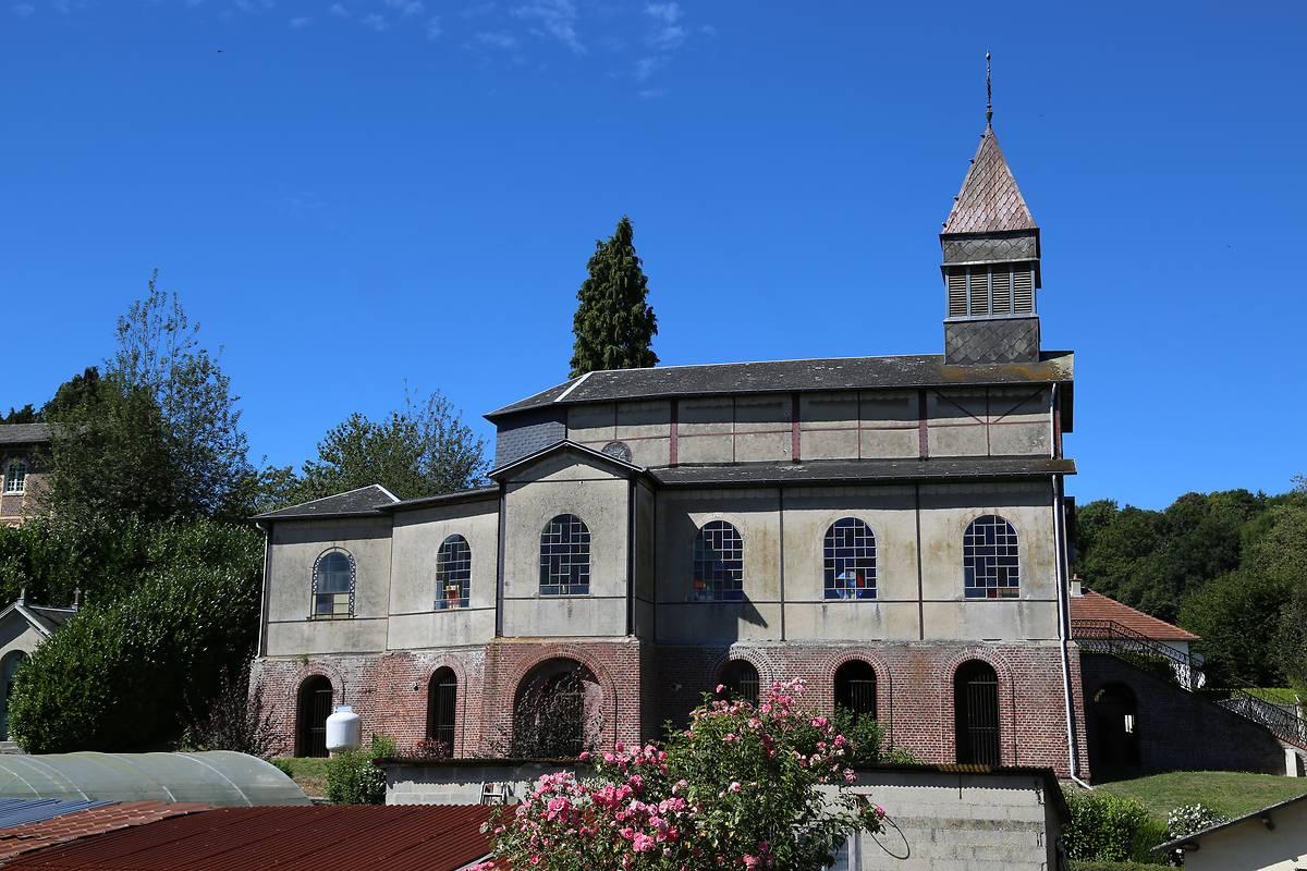Eglise Saint-Jean-Baptiste de Triquerville