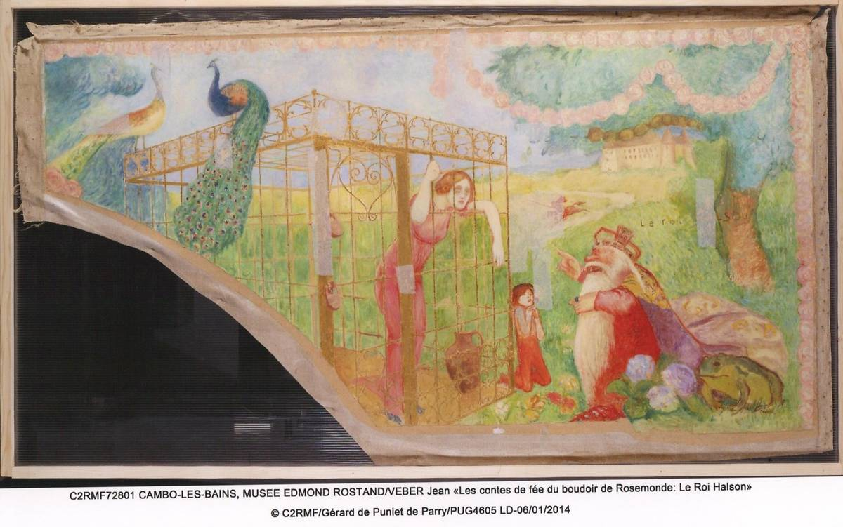 VILLA ARNAGA - MUSÉE EDMOND ROSTAND À CAMBO-LES-BAINS