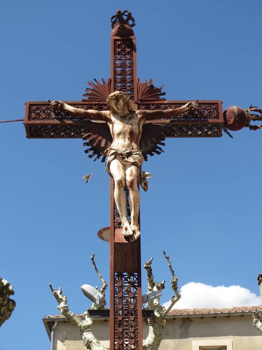 CROIX DE MISSION DE SAINT GERVAIS SUR MARE