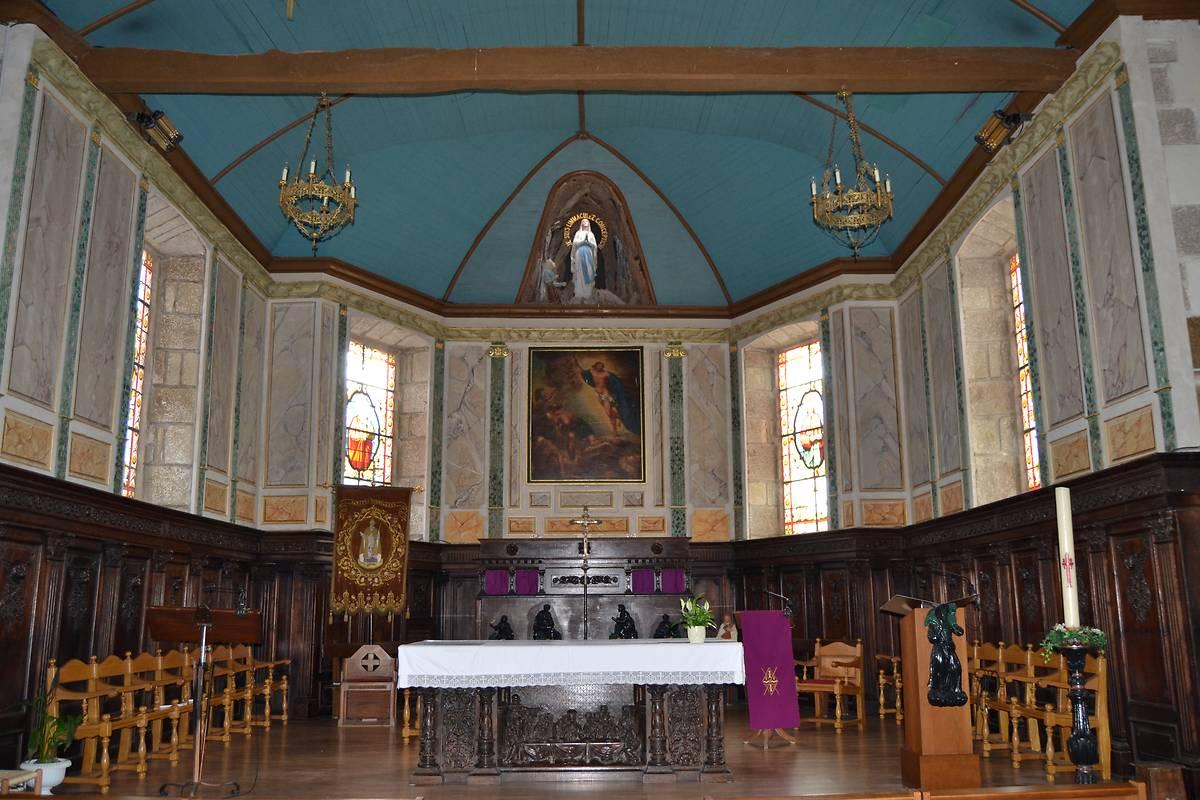 Eglise Saint-Tugdual de Saint-Pabu