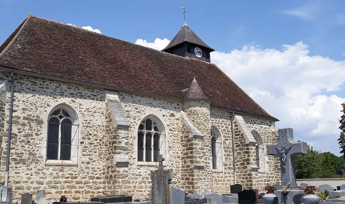 EGLISE SAINT GEORGES DE CHEMILLY SUR YONNE
