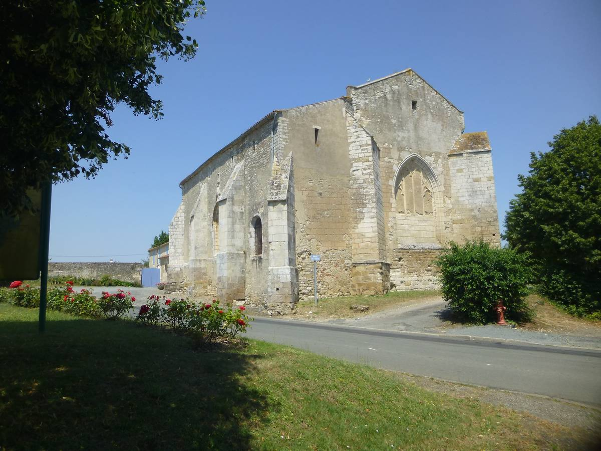 EGLISE SAINT PIERRE DE THIRE