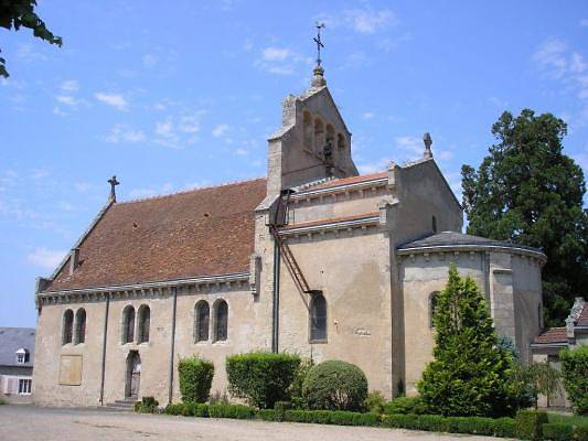 EGLISE SAINT-MICHEL - CHAVROCHES
