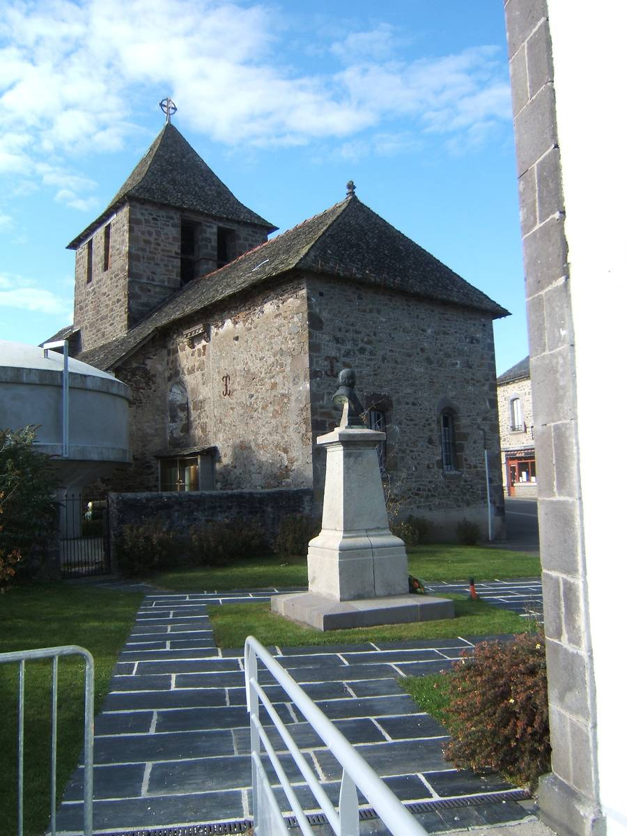 EGLISE DE SAINT-ILLIDE