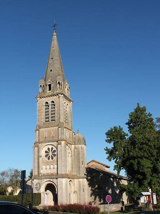 EGLISE SAINT-LAURENT À TÉTHIEU