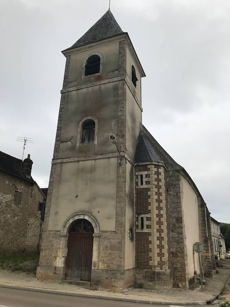 Eglise Notre Dame à Villecien