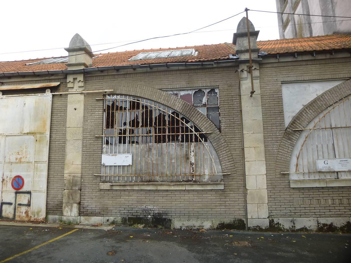 INSTITUTION SAINTE URSULE - ANCIENNE USINE ELECTRIQUE DE LUCON