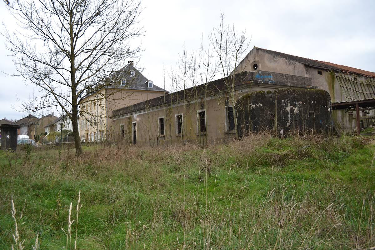 MAISON FORTE DE ROUSSY LE VILLAGE