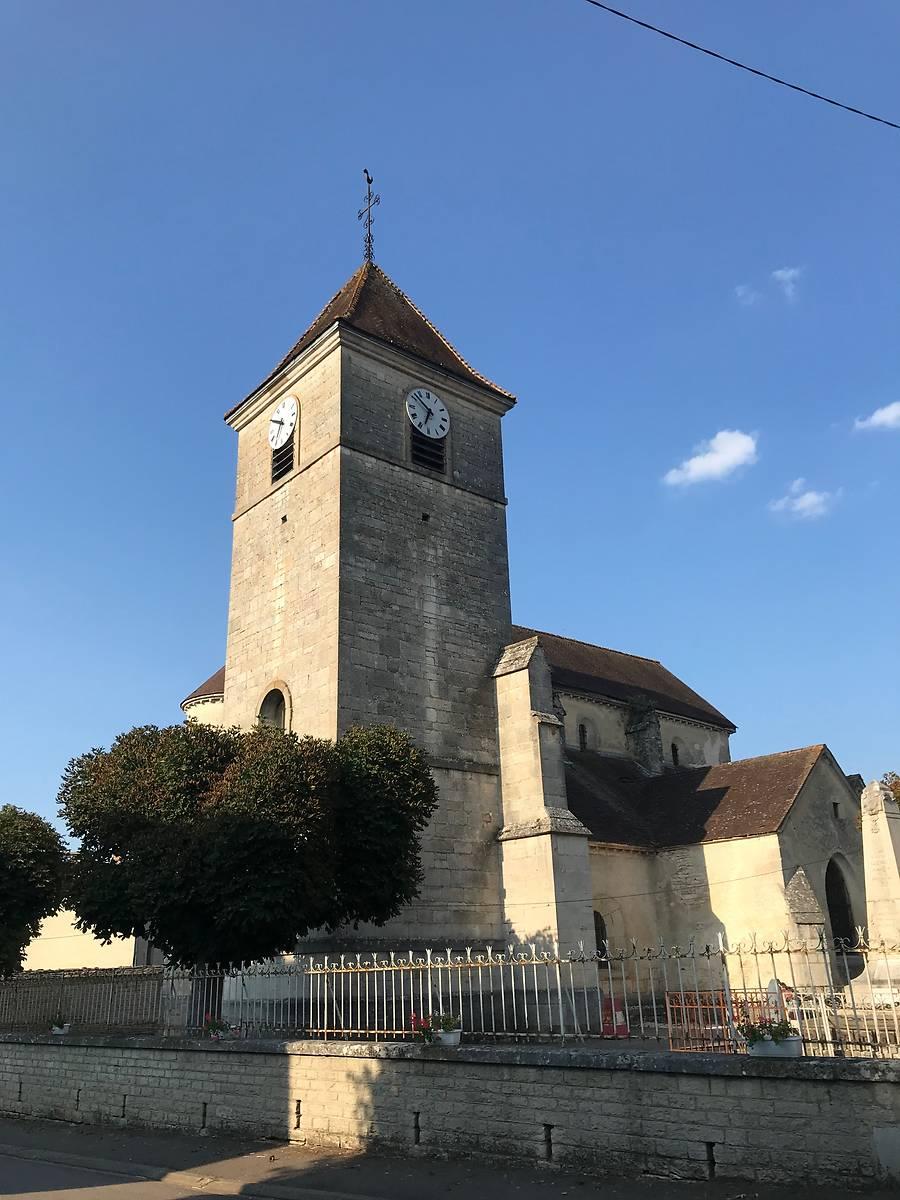 Eglise de Marey-sur-Tille