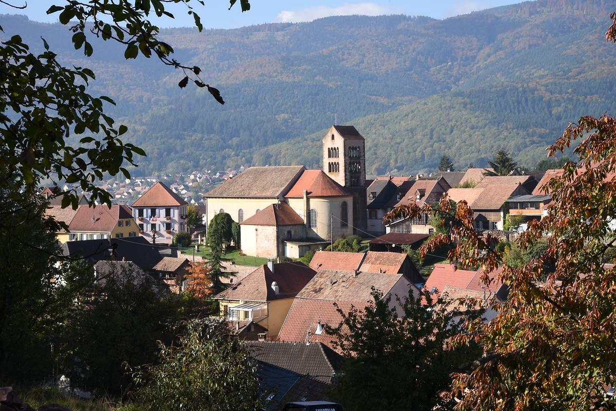 Eglise d'Osenbach