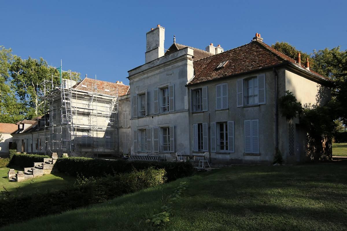 ANCIENNE MAISON DE PLAISANCE DU BARON MENAGER