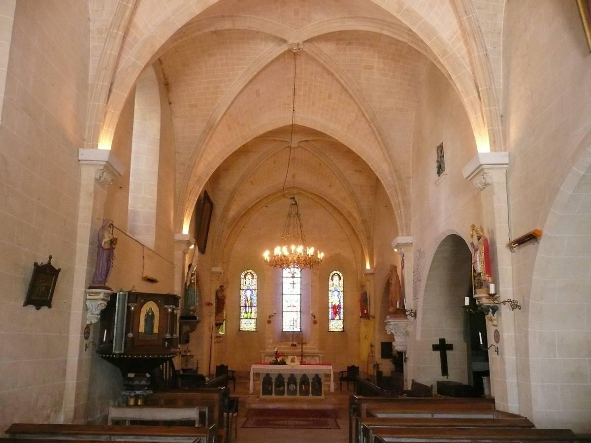 Eglise de Cudot (Yonne)