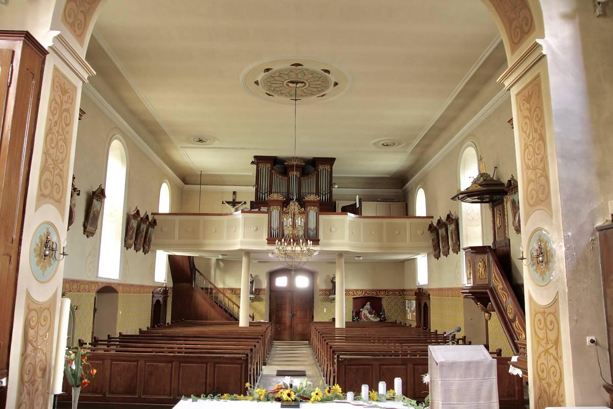 Eglise de Lutter