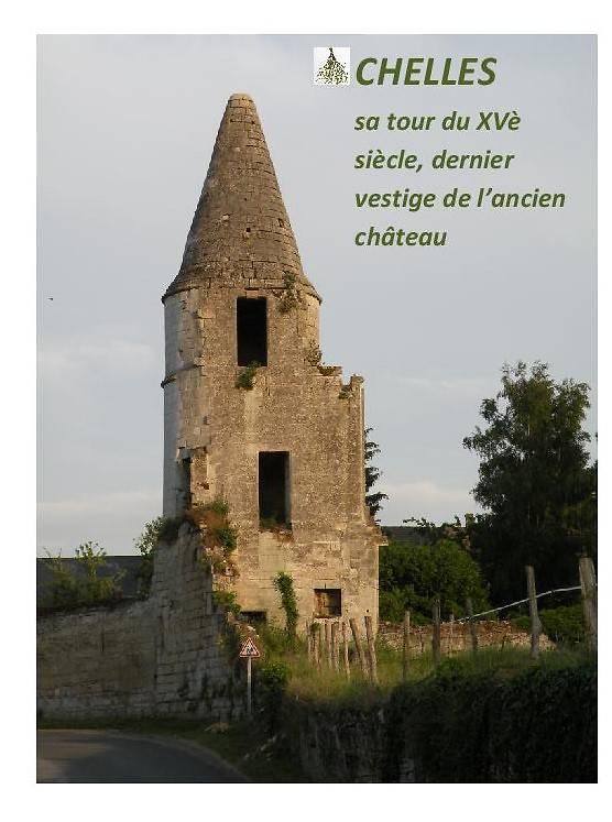 TOUR DE CHELLES