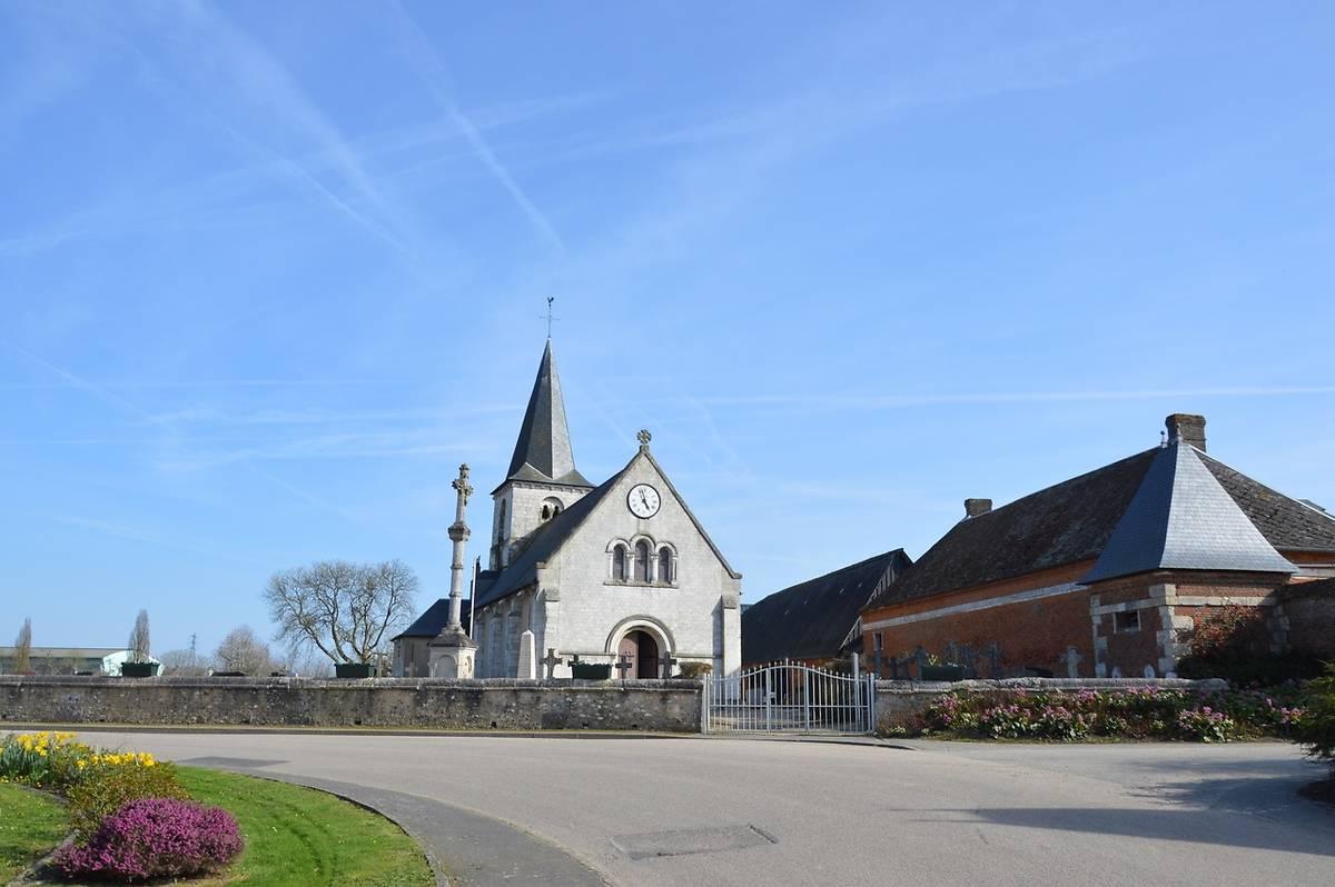 Eglise Saint Léonard - La Vaupalière