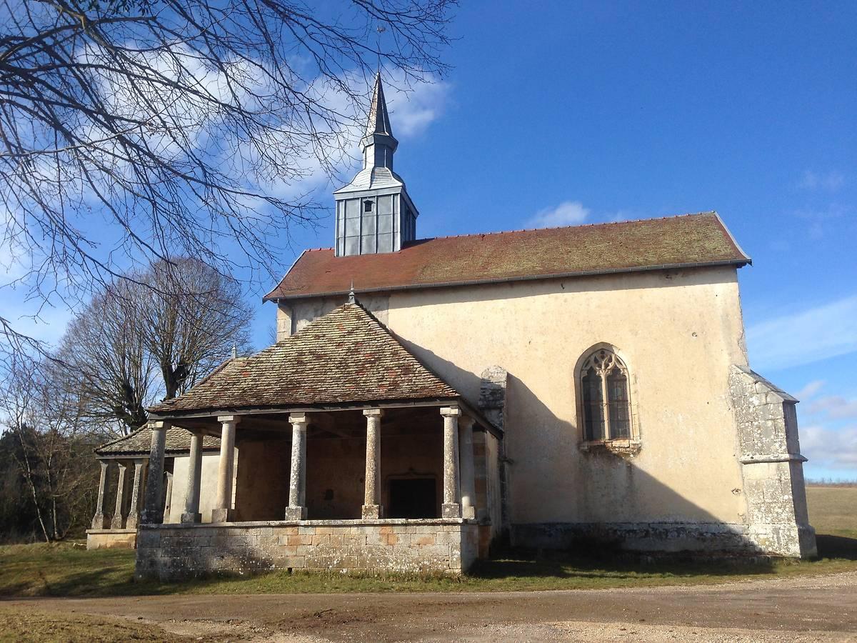 Chapelle Sainte-Gertrude de Selongey