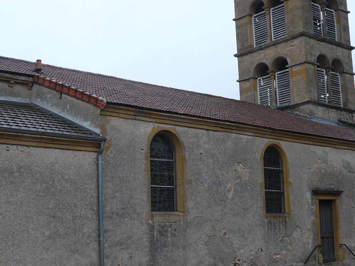 EGLISE DE MAILLY