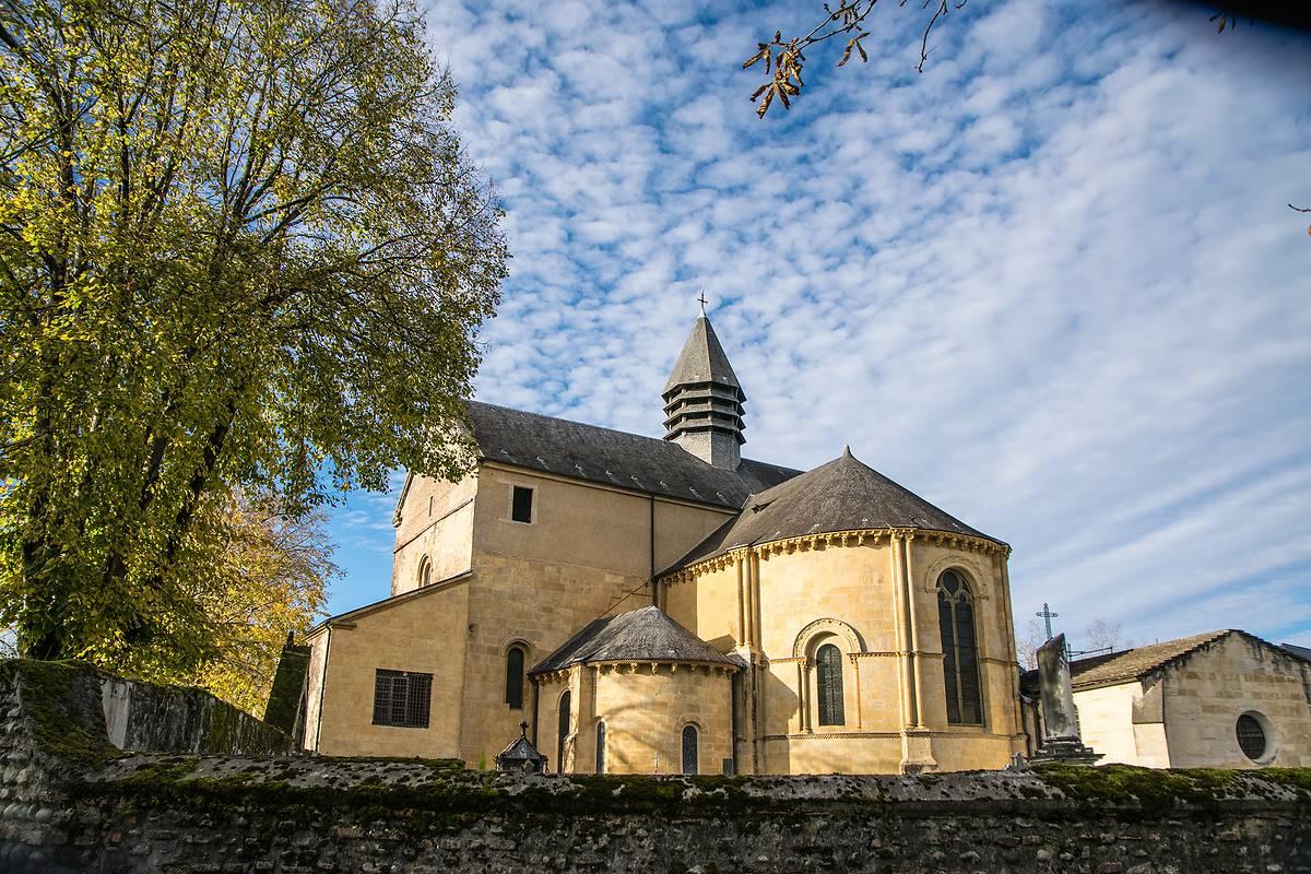 Cathédrale Notre-Dame à Lescar