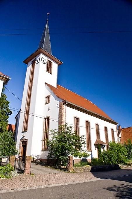 église protestante de Seebach