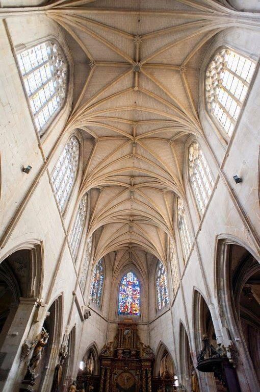 EGLISE NOTRE DAME DES ARTS - PONT DE L'ARCHE