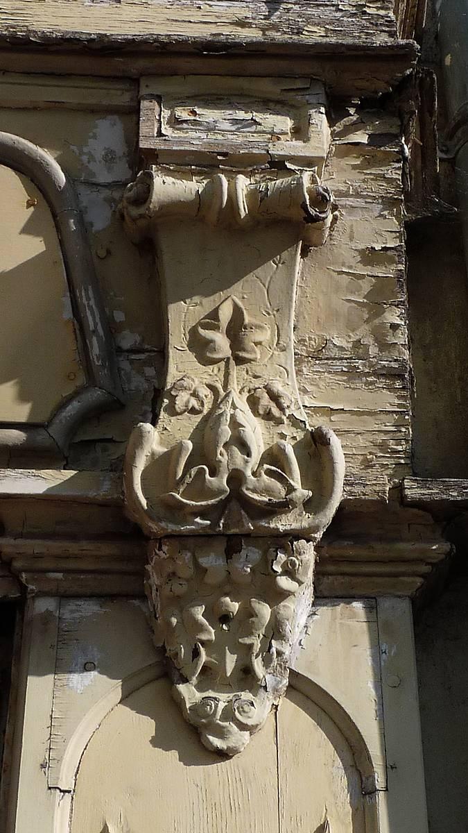 ANCIEN HOTEL PARTICULIER DU XVIE SIECLE DE NEUFCHATEAU