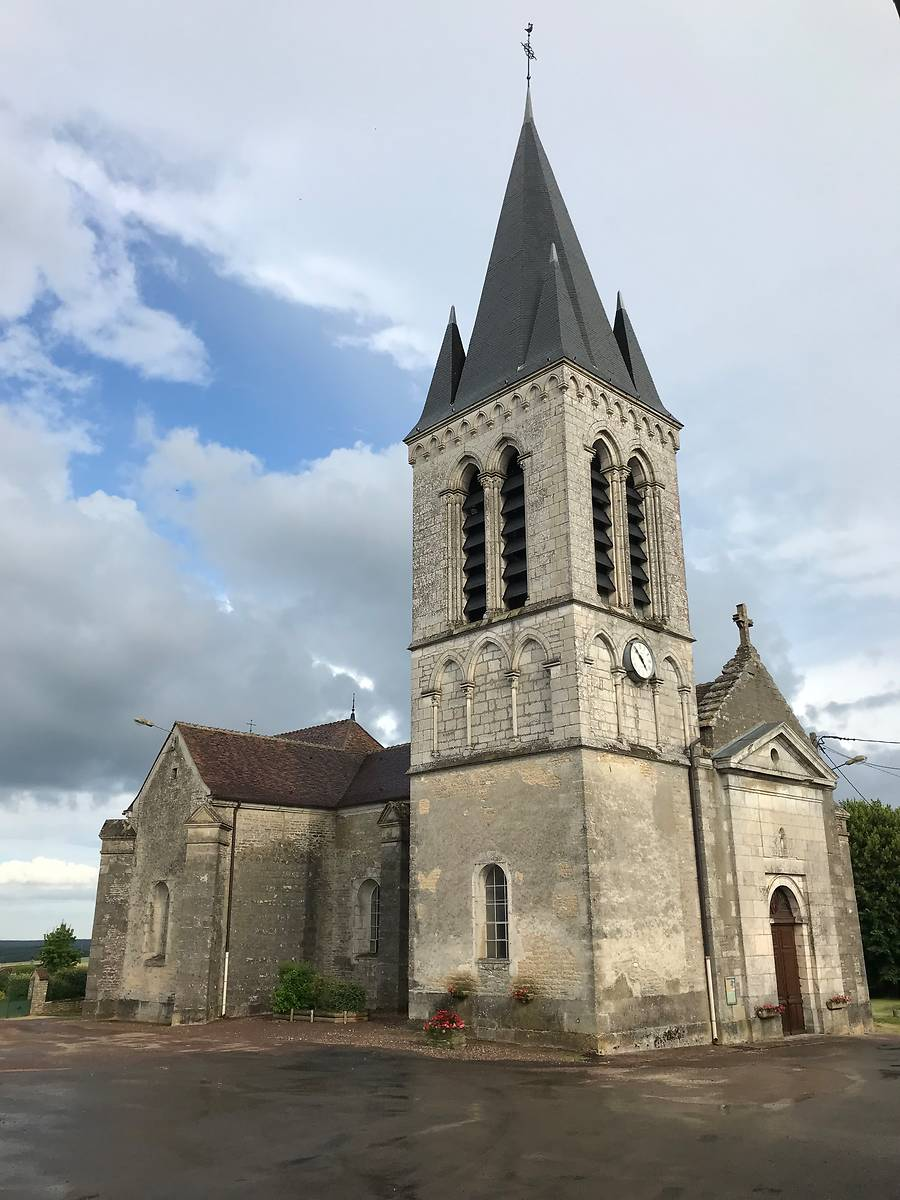 Eglise de Villon