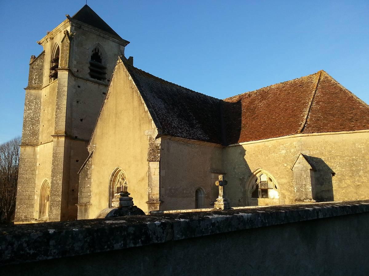Eglise de Lichère-sur-Yonne
