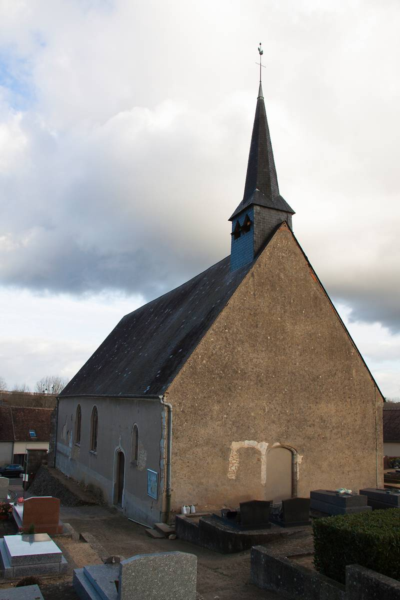 EGLISE SAINT-FIRMIN D'AMILLY