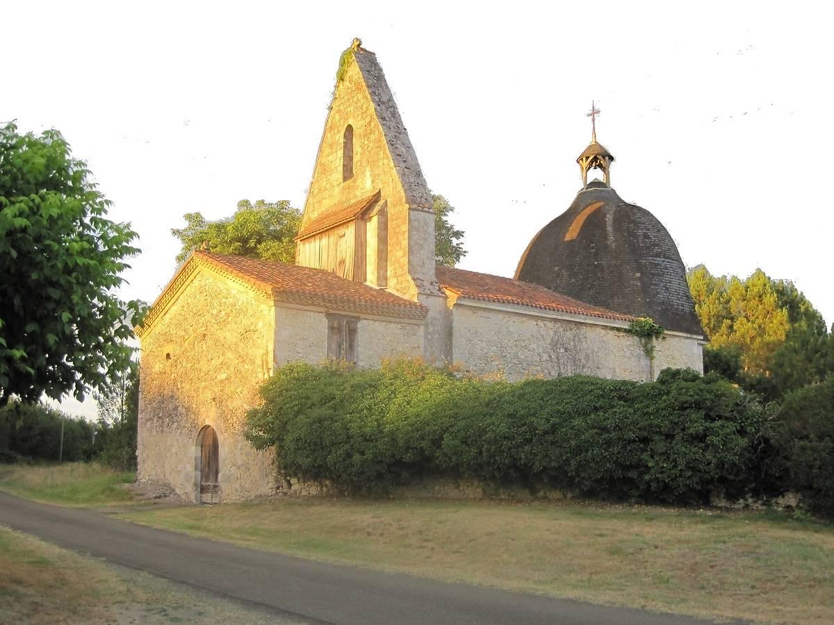 Eglise de Guinas à Cachen