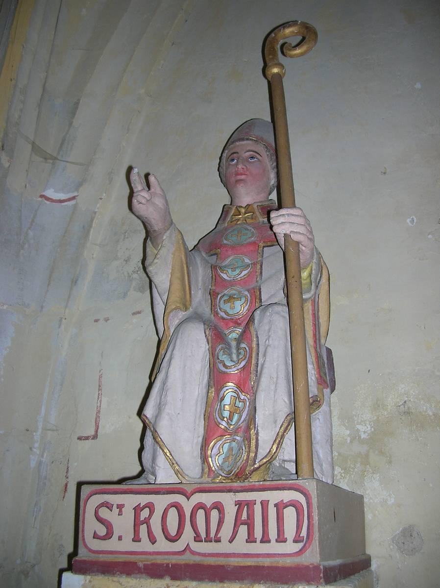 EGLISE SAINT ROMAIN DE DOMECY SUR CURE