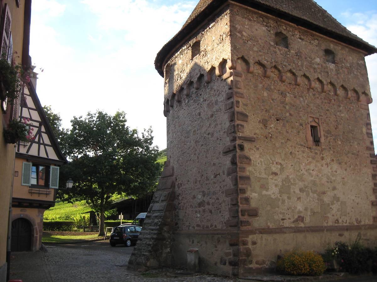 Tour des Bourgeois d'Ammerschwihr