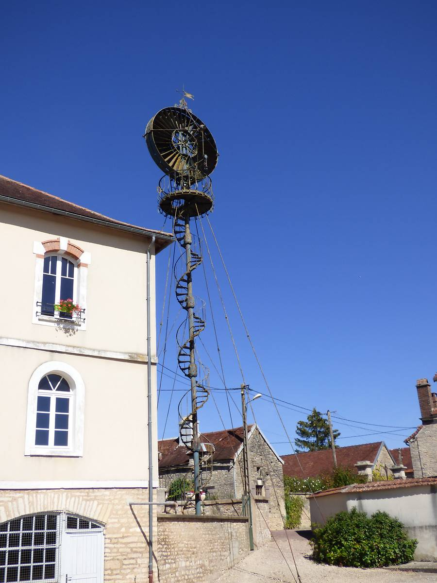 EOLIENNE BOLLEE A ARTHONNAY