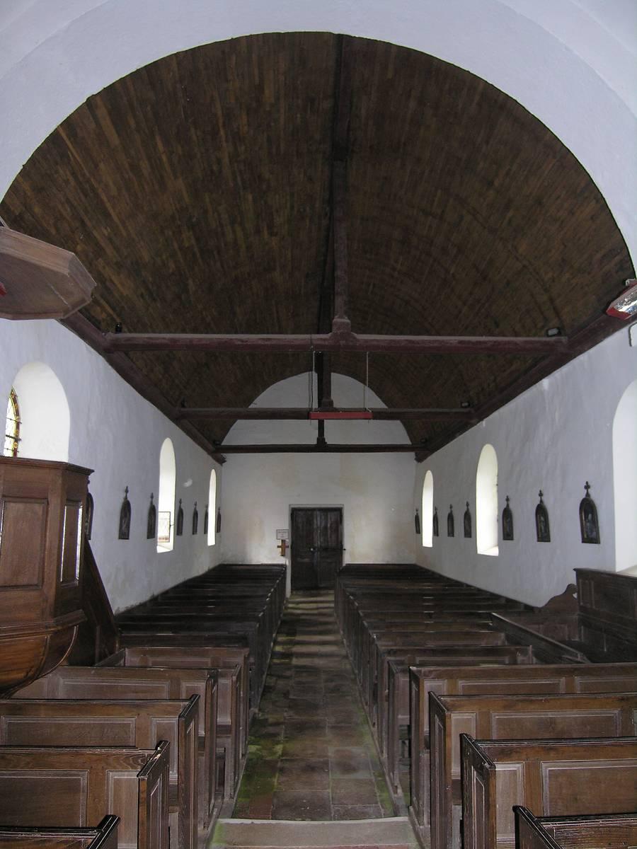 Eglise de Chastellux sur Cure