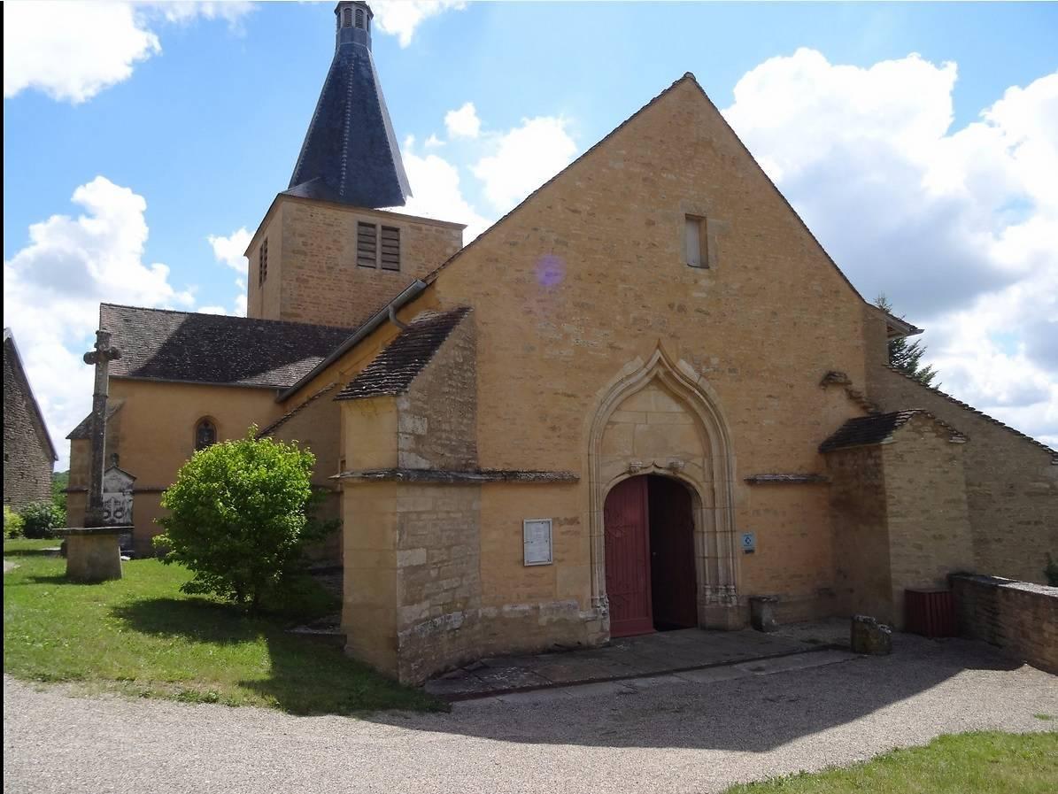 Eglise de Chateauneuf en Auxois