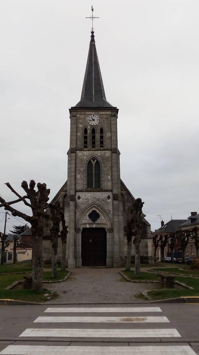 EGLISE - LA HAYE MALHERBE