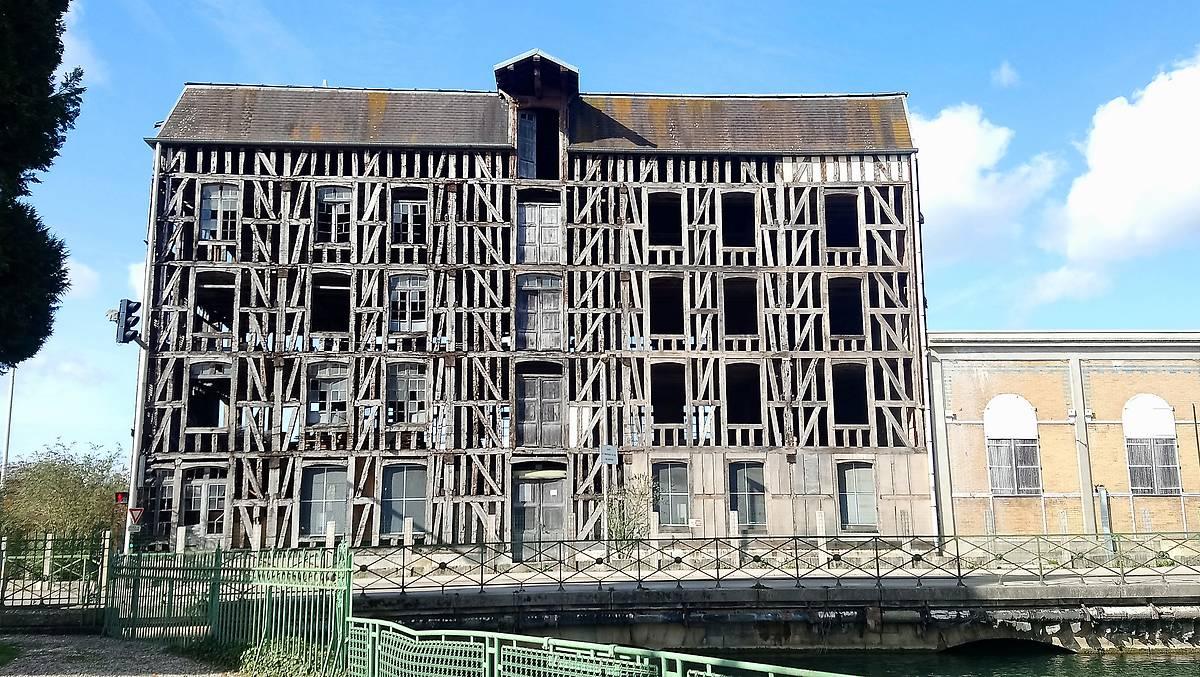 Photos du moulin de Bar sur Seine