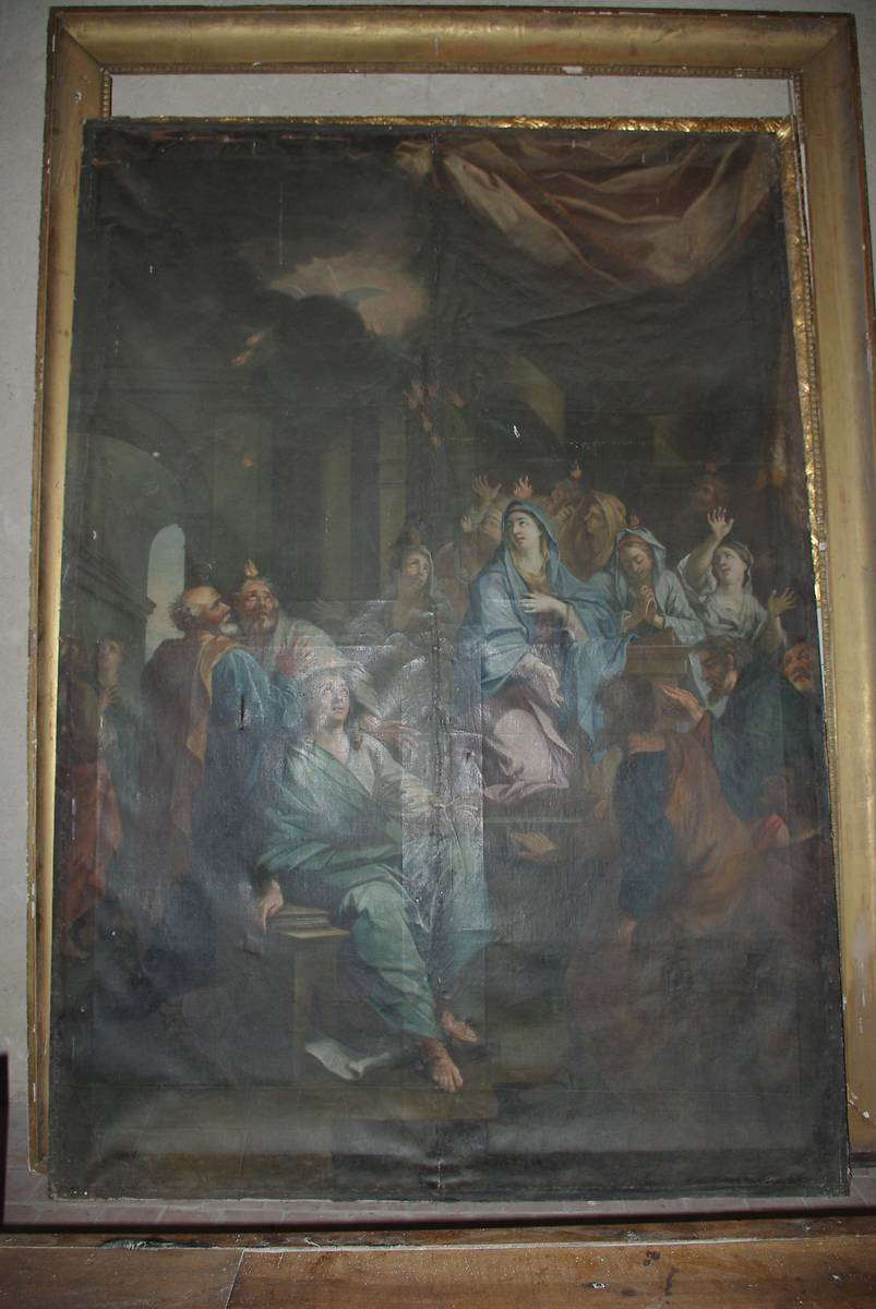 TABLEAUX DE L'EGLISE SAINT VOLUSIEN DE FOIX