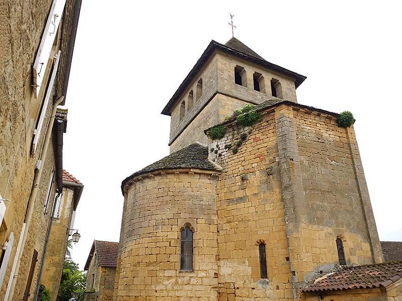 Eglise Saint-Pierre-es-Liens de Marquay