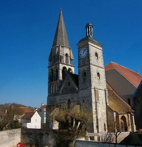 Eglise Notre Dame de Vermenton