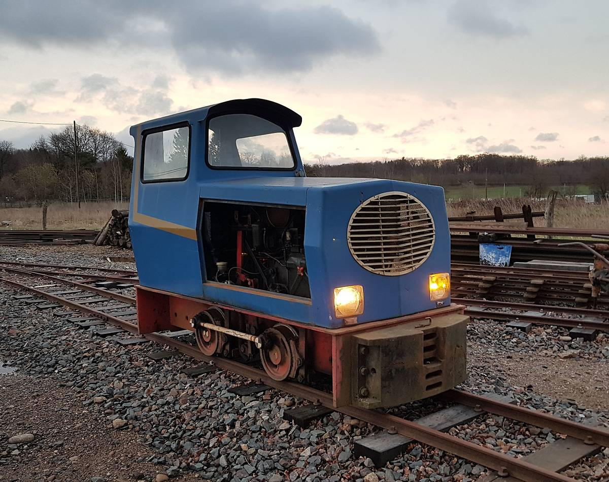 TRAIN DES FORTS A UXEGNEY